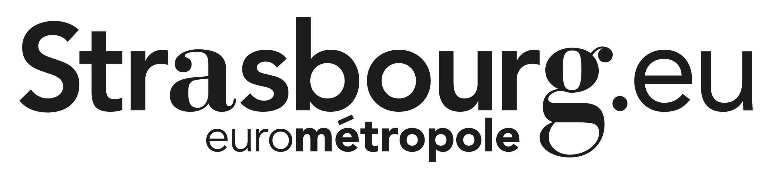 """Résultat de recherche d'images pour """"eurométropole strasbourg logo"""""""